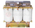 Cuộn kháng 3P, điện áp tụ 440V, 50KVAr, 380-400V