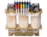 Cuộn kháng 3P, điện áp tụ 525V, 25KVAr, 380-400V